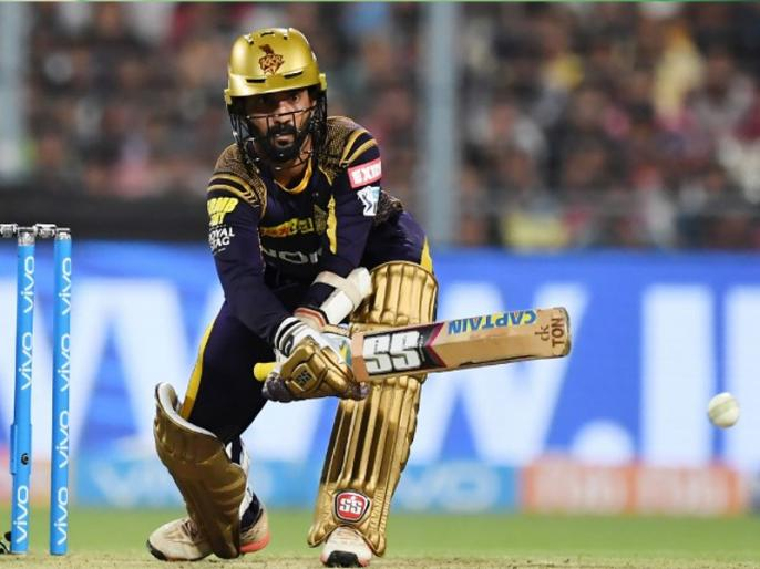 IPL 2018, KKR vs DD: Kolkata Captain Dinesh Karthik becomes 12th player to score 3000 runs in IPL History | IPL: 7 रन बनाते ही दिनेश कार्तिक ने हासिल की यह उपलब्धि, पहले 11 बल्लेबाज कर चुके हैं ऐसा