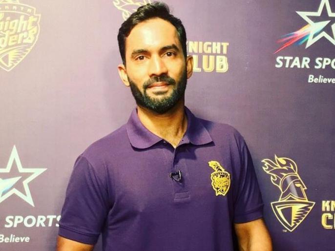 KKR batting coach Simon Katich backs Dinesh Karthik   बल्लेबाजी कोच ने कहा- दिनेश कार्तिक के लिए आईपीएल ट्रॉफी उठाने का यह है सही समय