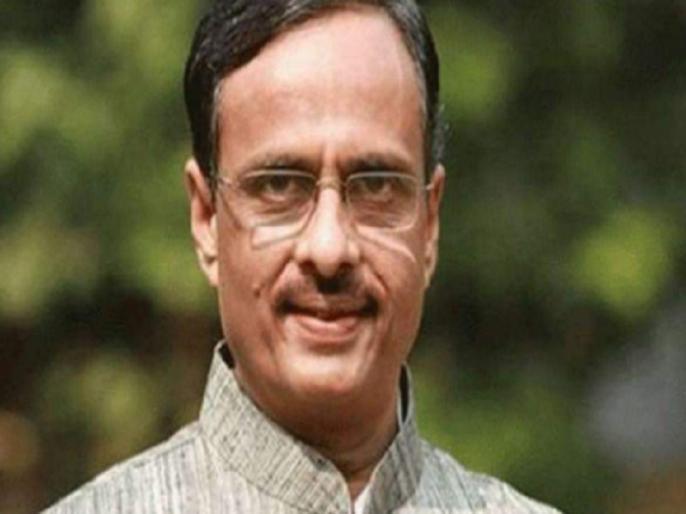 Uttar Pradesh Deputy Chief Minister Dinesh Sharma also infected with Corona virus | उत्तर प्रदेश के उपमुख्यमंत्री दिनेश शर्मा और उनकी पत्नी कोरोना वायरस से संक्रमित, ट्वीट कर दी जानकारी