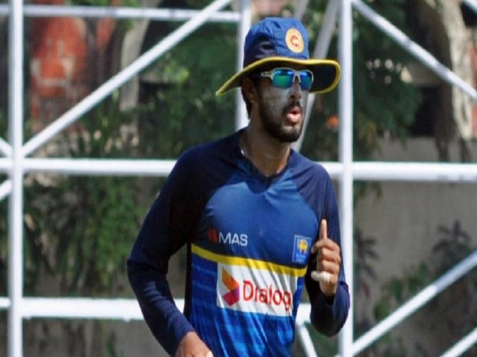 asia cup sri lankas injured dinesh chandimal ruled out of tournament | एशिया कप: श्रीलंका को झटका, ये दिग्गज खिलाड़ी टूर्नामेंट से हुआ बाहर