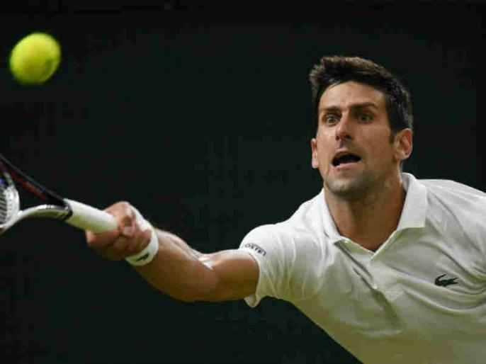 Wimbledon 2018: Novak Djokovic takes 2-1 lead vs Rafael Nadal in Halted Semi-Final | विंबलडन: 'कर्फ्यू' नियम से रात भर के लिए रुका नडाल-जोकोविच का सेमीफाइनल, नोवाक 2-1 से आगे