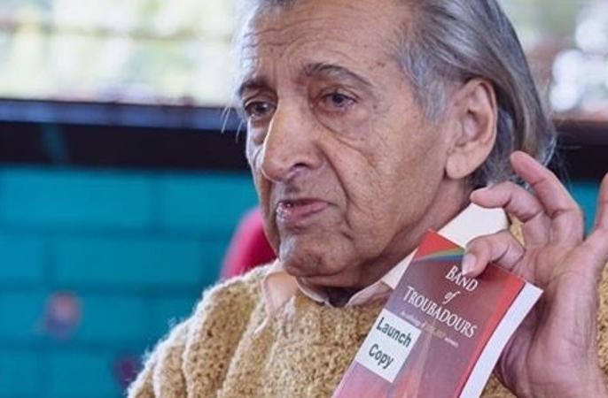 Renowned Indian-Origin Writer Ahmed Essop Dies at 88   दक्षिण अफ्रीका: भारतीय मूल के प्रसिद्ध लेखक अहमद इस्सोप का निधन