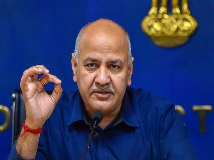 Delhi records 10400 fresh Covid-19 cases positivity rate Deputy CM Manish Sisodia   दिल्ली में ऑक्सीजन की डिमांड घटी, मनीष सिसोदिया ने कहा- दूसरे राज्यों को बांट दें एक्स्ट्रा सप्लाई