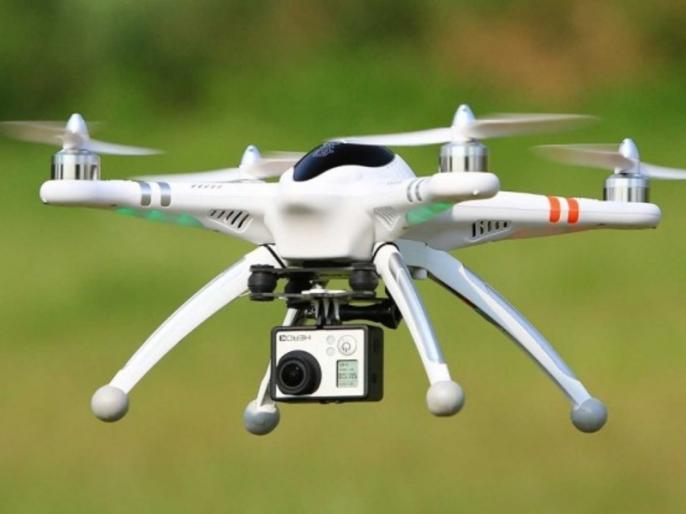 Suspected American father and son were flown by drone near Rashtrapati Bhavan, Delhi Police taken into custody | राष्ट्रपति भवन के पास ड्रोन उड़ा रहे थे संदिग्ध अमेरिकी पिता-पुत्र, दिल्ली पुलिस ने पकड़ा