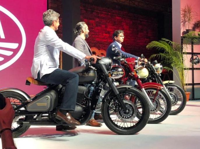Jawa, Jawa 42 and Jawa Perak (Bobber) three bike launched in india know price and feature | भारत में लॉन्च हुई JAWA की तीन दमदार बाइक, जानें फीचर्स और कीमत