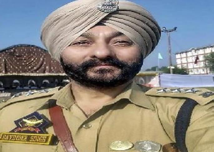 Davinder Singh case: Terrorist relative arrested, custody continues, many revelations   दविंदर सिंह मामलाःआतंकवादी का रिश्तेदार गिरफ्तार, पूठताछ जारी, कई खुलासे