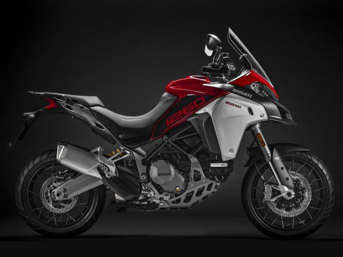 Ducati Multistrada 1260 Enduro launched in India, priced at Rs 20 lakh | Ducati की मल्टीस्ट्रेडा 1260 एंड्यूरो बाइक लॉन्च, कीमत 19.99 लाख रुपये
