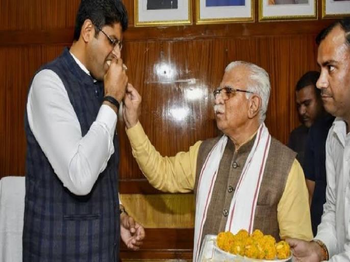 Haryana Cabinet Expansion, Deputy CM Dushyant Chautala Gets Charge of 11 Departments | हरियाणा मंत्रिमंडल का विस्तार आज, दुष्यंत चौटाला को 11 विभाग आवंटित
