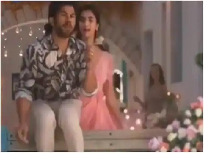 David Warner dancing with pooja hegde for Allu Arjun song Butta Bomma WATCH video   VIDEO: 'बूटा बोमा' गाने पर पूजा हेगड़े के साथ डेविड वॉर्नर का धमाकेदार डांस वायरल, खुद शेयर कर कही यह बात