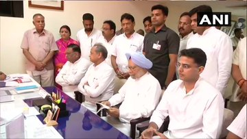 BJP will not field candidates against Manmohan Singh, former prime minister is sure to be elected unopposed | भाजपा नहीं उतारेगीमनमोहन सिंह के खिलाफ प्रत्याशी,पूर्व प्रधानमंत्रीका निर्विरोध चुना जाना तय