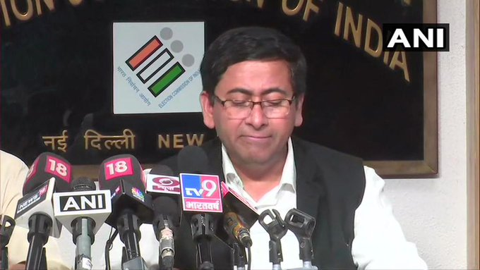 election campaign ban in west bengal from 10 pm 16 may 2019 EC on after bjp tmc clash | बंगाल में हिंसा पर चुनाव आयोग सख्त, पहली बार आर्टिकल 324 के तहत प्रचार पर बैन, गृह सचिव सहित हटाए गए कई अधिकारी