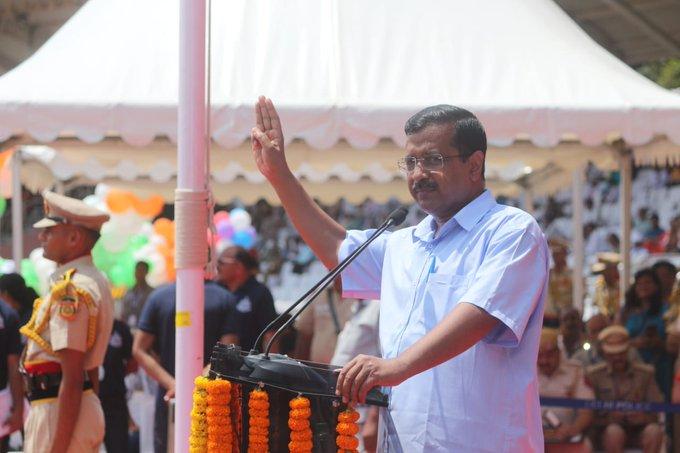 CM Kejriwal said- this time, you will win 67 not 70 seats in Delhi, you people should be ready. | सीएम केजरीवाल ने कहा- इस बार दिल्ली में 67 नहीं 70 सीट जीतेंगे, आप लोग तैयार रहें