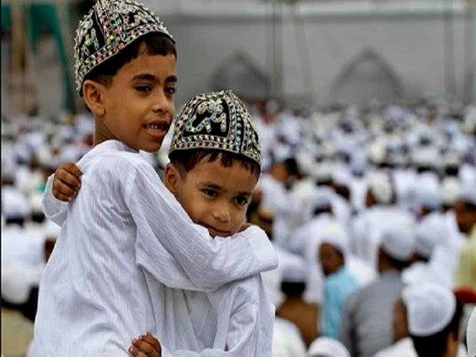 Eid al-Fitr to be celebrated on Saturday in India as Moon not sighted | भारत में शनिवार को मनाई जाएगी ईद, जामा मस्जिद के शाही इमाम ने की घोषणा