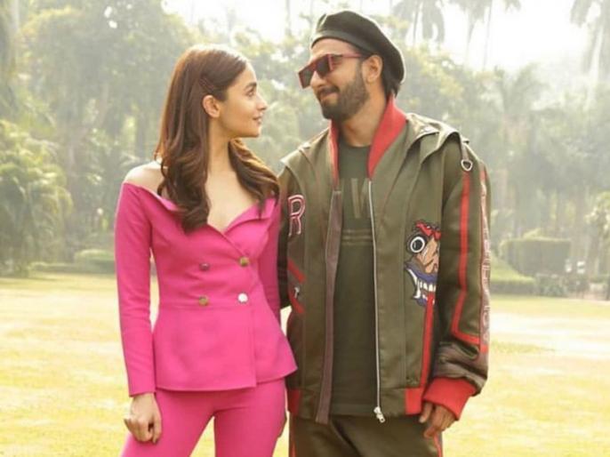 Alia Bhatt decode the Gully Boy dictionary with Ranveer Singh | रणवीर सिंह ने अमिताभ बच्चन की स्टाइल में आलिया भट्ट से पूछे सवाल, एक्ट्रेस ने बताया इन शब्दों का मतलब