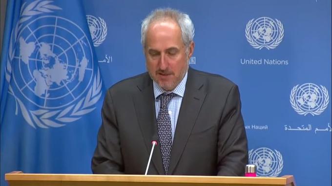 Resolve Kashmir issue, India, Pakistan worried over increasing tension between the two countries: UN | पाकिस्तान को UN में झटका, कहा- हममध्यस्थता नहीं कर सकते, आप दोनोंकश्मीर मुद्दा सुलझाएं