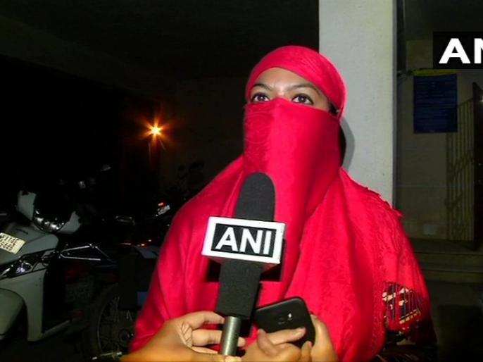 Woman claims that she was given triple talaq by her husband who stays in Dubai via WhatsApp voice message, | दुबई में रहने वाले मुस्तफा ने आयशा को वॉयस मैसेज से दिया तीन तलाक, पुलिस कह रही है विदेश में रहने वाले पति को कैसे बुलाएं