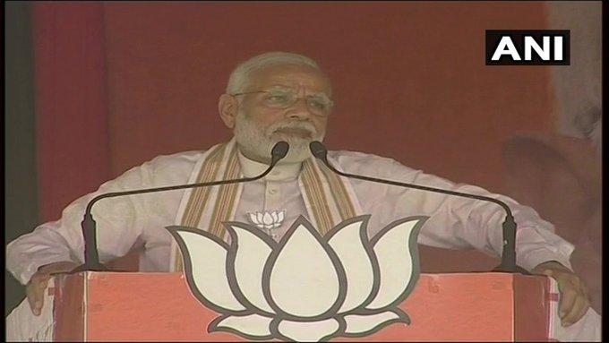 Haryana elections: PM Modi said- Sonipat means farmers, jawans and wrestlers | हरियाणा चुनावः पीएम मोदी ने कहा-सोनीपत मतलब, किसान, जवान और पहलवान