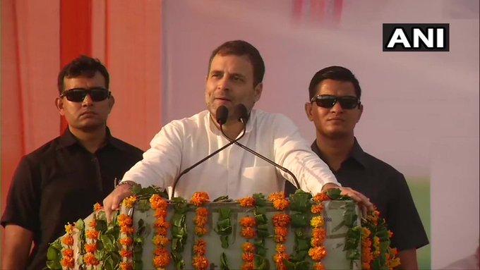 Media is afraid, media personnel are saying 'we know the truth but we cannot show it because our job will go away': Rahul | मीडिया भयभीत है, मीडियाकर्मी कह रहे हैं कि 'हम सच्चाई जानते हैं लेकिन हम इसे नहीं दिखा सकते क्योंकि हमारी नौकरी चली जाएगी':राहुल