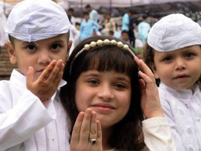 eid-ul-fitr-2020 best wishes sms message shayari photos and facebook status in hindi | Eid-Ul-Fitr 2020: मीठी ईद के मौके पर ये SMS, शायरी, Whatsapp Messages भेज कर दें बधाई