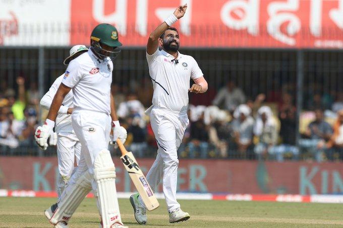 First Test: fast bowler jerks 14 wickets, success is inspired by each other's success | IND vs BAN, 1st Test: तेज गेदबाज ने झटके 14 विकेट,सफलता का राज एक दूसरे की कामयाबी से प्रेरित होना