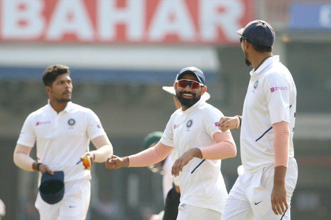 Biryani is awesome and I owe Allah the reason why I am taking wickets: Mohammed Shami   IND vs BAN: बिरयानी का कमाल औरमुझ पर अल्लाह का करम है, जिस कारण में विकेट ले रहा हूंःमोहम्मद शमी