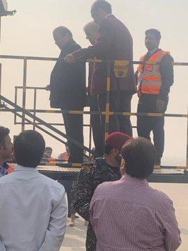 Former PM Nawaz Sharif, who left for London from Air Ambulance, will undergo treatment in London | एयर एम्बुलेंस से लंदन रवाना हुए पाकके पूर्व पीएम नवाज शरीफ, बेहद गंभीर स्थिति में