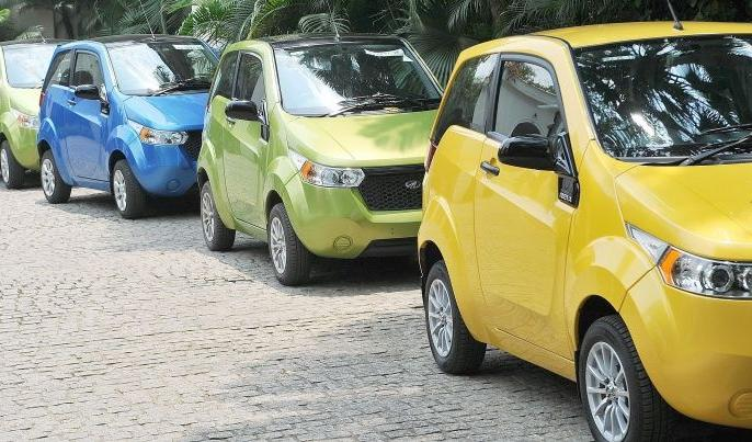 Electric vehicle adoption is the only option | इलेक्ट्रिक वाहन अपनाना ही एकमात्र विकल्प