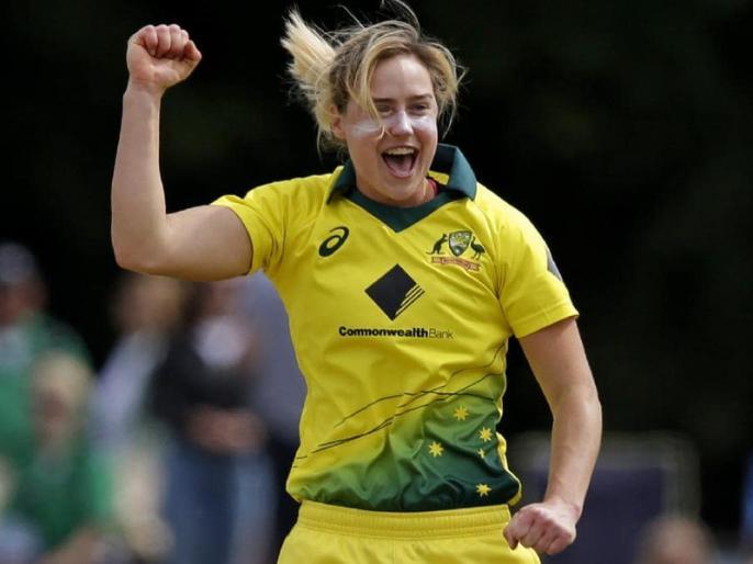 Australia all-rounder Ellyse Perry undergoes hamstring surgery | स्टार ऑस्ट्रेलियाई क्रिकेटर की हुई सर्जरी, नहीं खेल सकी थीं टी20 वर्ल्ड कप फाइनल और सेमीफाइनल
