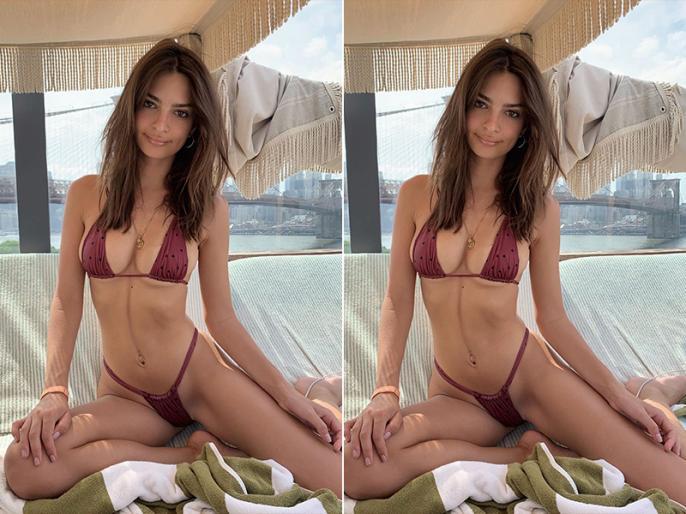 Image result for एमिली राताकोस्वकी की हॉट तस्वीरें