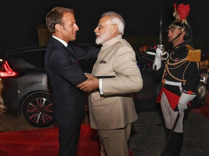 Today's Top News: Emmanuel Macron speaks in support of PM Modi instructs Pakistan on Kashmir Issue | Today's Top News: पीएम मोदी के समर्थन में फ्रांस के राष्ट्रपति मैक्रों, कश्मीर को लेकर पाकिस्तान को दी हिदायत, एक बार में पढ़ें सभी बड़ी खबरें