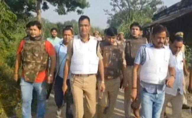 UP police aligarh encounter is fake? congress and family raise a question | क्या अलीगढ़ में हुआ यूपी पुलिस का एनकाउंटर फेक था? कांग्रेस से लेकर परिजन उठा रहे हैं कई सवाल