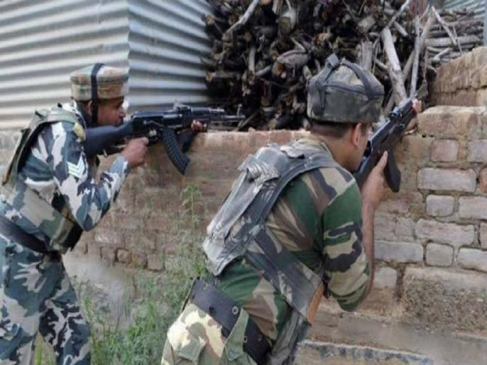 Jammu and Kashmir: Encounter in Anantnag security forces killed three terrorists   जम्मू-कश्मीर: अनंतनाग में मुठभेड़, सुरक्षाबलों ने लश्कर-ए-तैयबा के तीन आतंकी किए ढेर