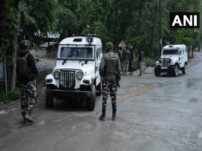 jammu kashmir encounter at pulwama awantipora between terrorist and security forces | जम्मू-कश्मीर: पुलवामा में एनकाउंटर, सुरक्षाबलों ने 3 आतंकियों को ढेर किया