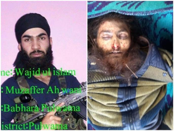 Pulwama Encounter: Two militants killed, search Operation underway | पुलवामा एनकाउंटरः सुरक्षा बलों नेढेर किएदो आतंकी, इलाके में सर्च ऑपरेशन जारी
