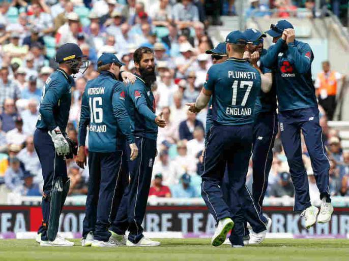 England beat Australia by 3 wickets in 1st ODI to take 1-0 lead | इंग्लैंड ने पहले वनडे में ऑस्ट्रेलिया को 3 विकेट से हराया, मोईन, मोर्गन और विली चमके