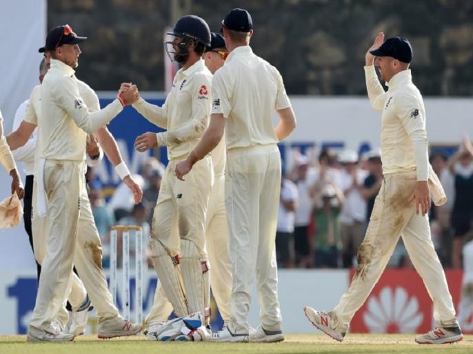 england beat sri lanka in 1st test at galle by 211 runs in four days   SL Vs ENG: इंग्लैंड की पिछले 13 टेस्ट मैचों में विदेशी जमीन पर पहली जीत, श्रीलंका को बड़े अंतर से हराया