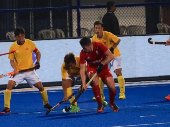 hockey world cup 2018 group b china holds england on 2-2 draw in debut match | हॉकी वर्ल्ड कप 2018: चीन ने डेब्यू मैच में 2-2 से ड्रॉ खेलकर इंग्लैंड का निकाला दम