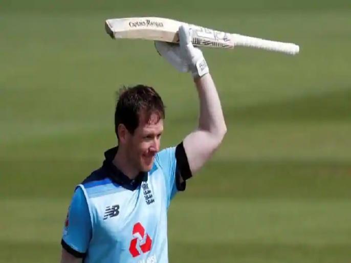 Eoin Morgan breaks MS Dhoni world record for most international sixes as a captain   इयोन मोर्गन ने रचा इतिहास, तोड़ा धोनी का कप्तान के रूप में सर्वाधिक इंटरनेशनल छक्कों का वर्ल्ड रिकॉर्ड