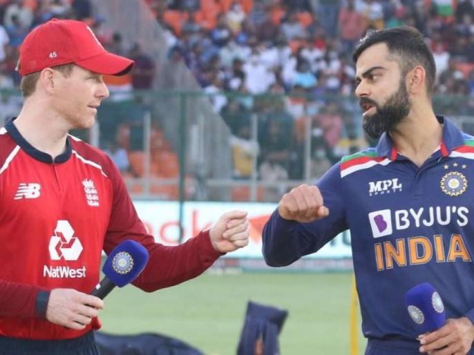 IPL 2021Royal Challengers Bangalore vs Kolkata Knight Riders 10th MatchEoin Morgan Virat Kohli's eye on hat-trick | IPL 2021:केकेआर को पटरी पर लाएंगेइयोन मोर्गन, हैट्रिक परविराट कोहली की नजर,आरसीबी भारी