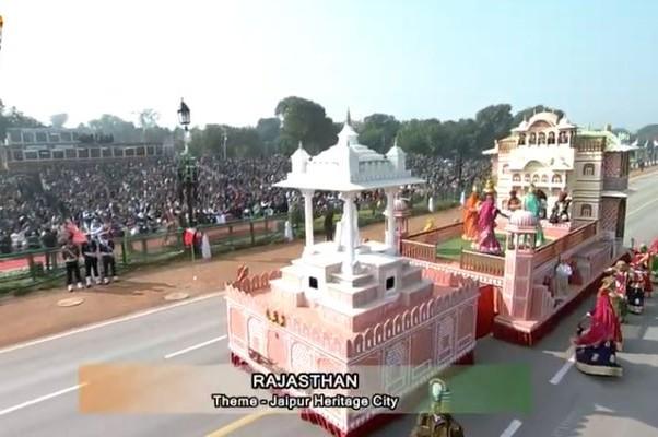 Republic Day: Know what was special this year in Rajasthan's tableau on Rajpath! | Republic Day: जानें इस साल राजपथ पर राजस्थान की झांकी किस थीम पर थी और क्यों खास थी?