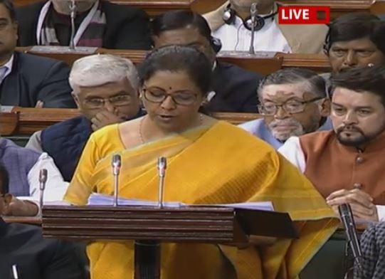 Budget 2020: Sitharaman said, people should have employment, budget is the aspirations of the country   Budget 2020: सीतारमण ने कहा,लोगों के पास रोजगार होना चाहिए,देश की आकांक्षाओं का बजट है