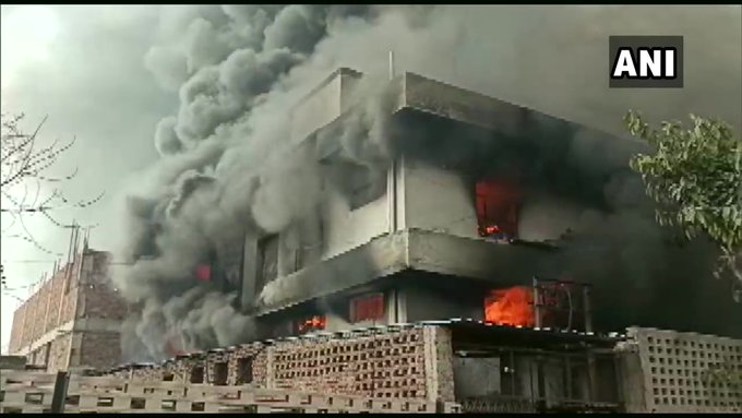 Haryana explosion in chemical factory in Jhajjar's Bahadurgarh industrial area many people died injured | हरियाणा में बड़ा हादसा, बहादुरगढ़ की फैक्ट्री में धमाका, 3 लोगों की मौत, 26 घायल