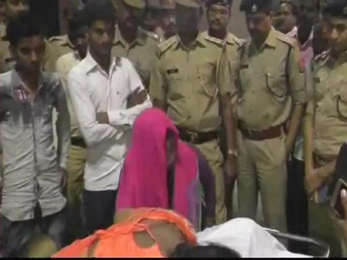 UP Etha 8 years old raped and killed by 47 year old man after kathua gang rape case | अब एटा में 8 साल की बच्ची का रेप और मर्डर, 48 वर्षीय आरोपी गिरफ्तार