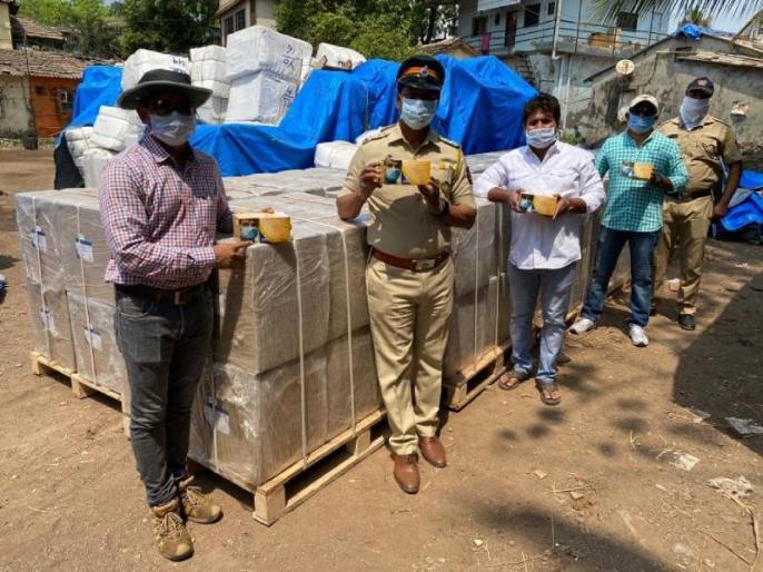 Coronavirus: 4 lakh face masks worth around Rs 1 crore seized by Mumbai Police | Coronavirus: महाराष्ट्र में कालाबाजारी जारी, मुंबई पुलिस ने जब्त किए करोड़ों रुपए के 4 लाख मास्क