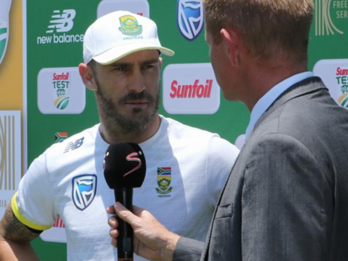 Indian cricket fans slams Faf du Plessis after his comments on team India   साउथ अफ्रीकी कप्तान डु प्लेसिस टॉस को लेकर बयान देकर फंसे, लोग बोले- बहाने देने में नहीं रुकेगा यह आदमी