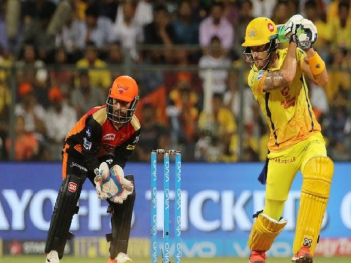 IPL 2019 CSK vs SRH match Live Update full score live streaming highlights chennai super kings vs Sunrisers hyderabad | IPL 2019, CSK vs SRH: शतक से चूके शेन वॉटसन, चेन्नई ने हैदराबाद को 6 विकेट से हराया