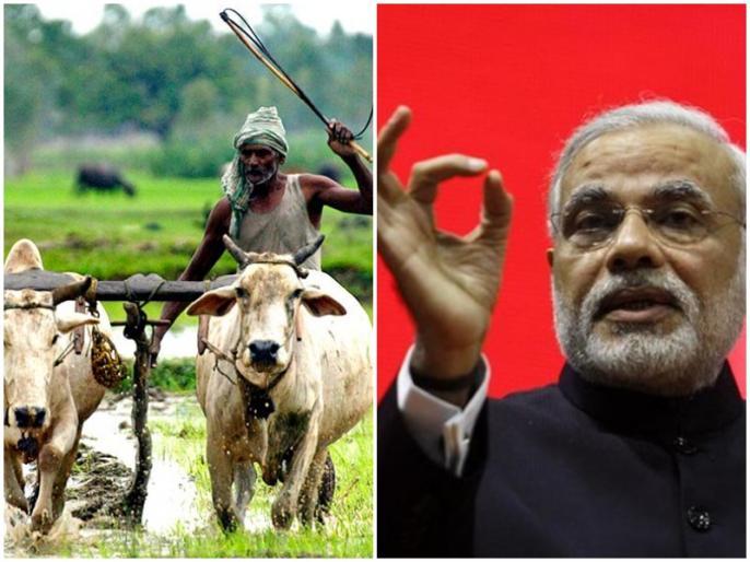 'Pradhan Mantri Kisan Samman Nidhi Yojana', PM Modi's scheme to connect 12.56 lakh Farmers to Bank account before Lok Sabha Elections 2019 | 'प्रधानमंत्री किसान सम्मान योजना' बनी PM मोदी का सिरदर्द, लोकसभा चुनाव से पहले बैंकों से कैसे जुड़ेंगे 12.56 लाख किसान?