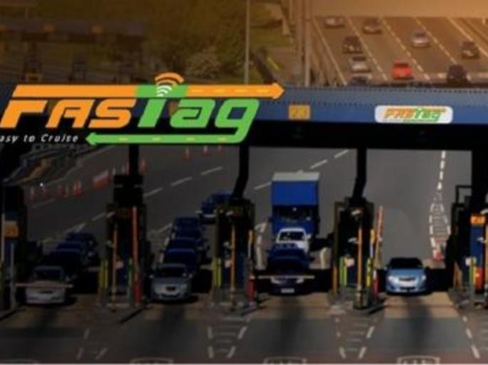 fastag will be mandatory for your car know how fastag works on toll plaza | अब बिना इस स्टीकर के नहीं पार कर पाएंगे टोल प्लाजा, जानें क्या है फास्टैग, कहां मिलेगा