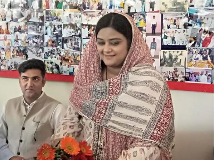 madhya pradesh election: why Fatima Rasool Siddiqui join bjp | मध्यप्रदेश में BJP की एकमात्र मुस्लिम उम्मीदवार हैं फातिमा, पार्टी में शामिल होने की यह बताई वजह
