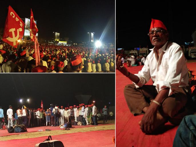 Sushil Kumar Blog on Maharashtra Kisan Long March success | देशभर में फेल हो रहे आंदोलनों के बीचमहाराष्ट्र के किसानोंको कैसे मिली अप्रत्याशित सफलता?